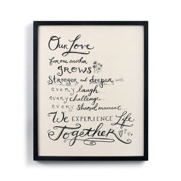 Picture of Love for One Another Wall Art