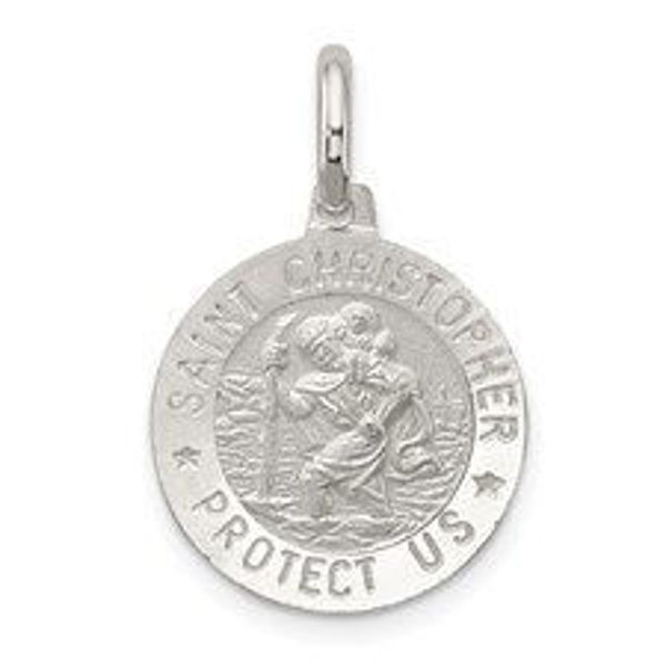 Picture of St. Christopher Pendant