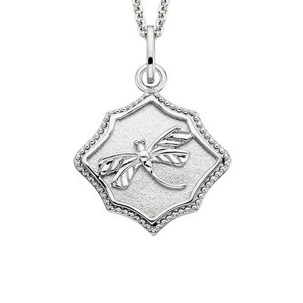 Picture of Sterling Silver Dragonfly Pendant