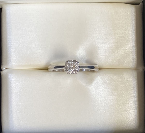 Picture of Layla's Engagement Ring