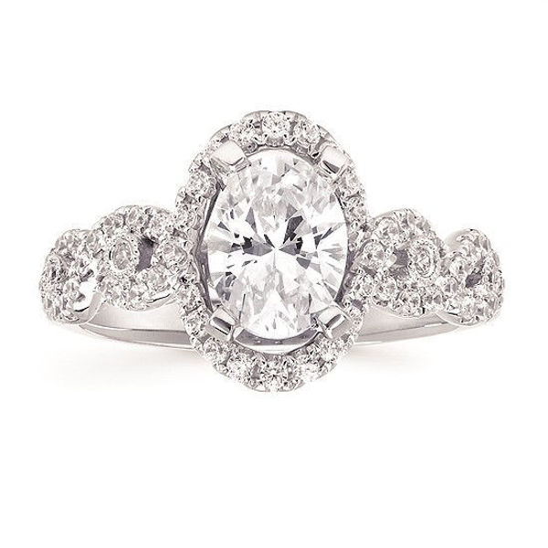Picture of Eve's Engagement Ring