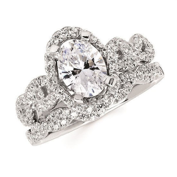Picture of Wedding Band for Eve's Engagement Ring
