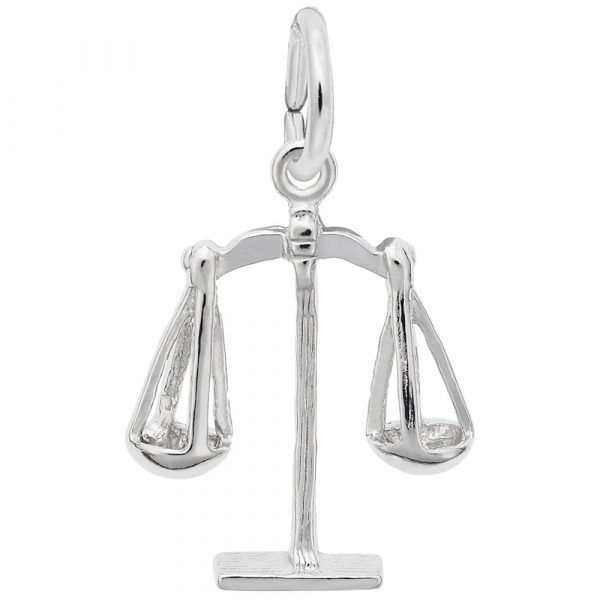 Picture of Scales of Justice Charm