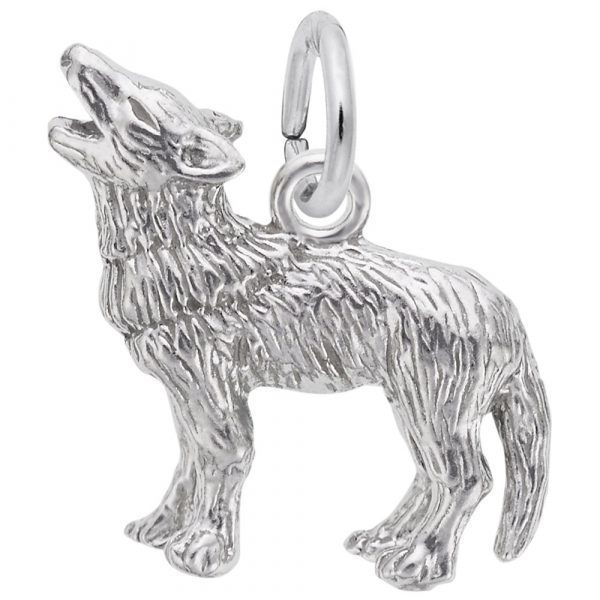 Picture of Wolf Charm