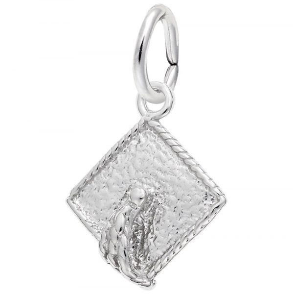 Picture of Grad Hat Charm