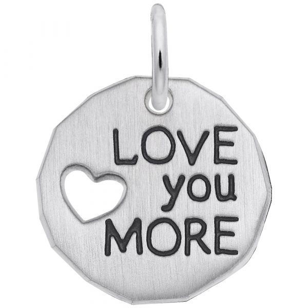 Picture of Love Your More Charm