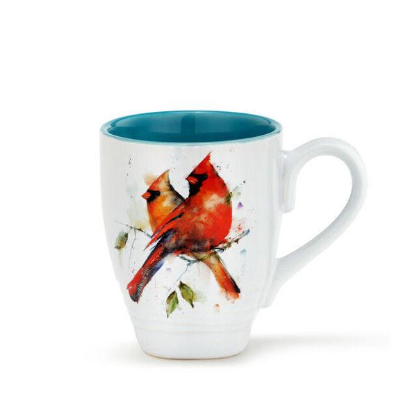 Picture of Cardinal Pair Mug