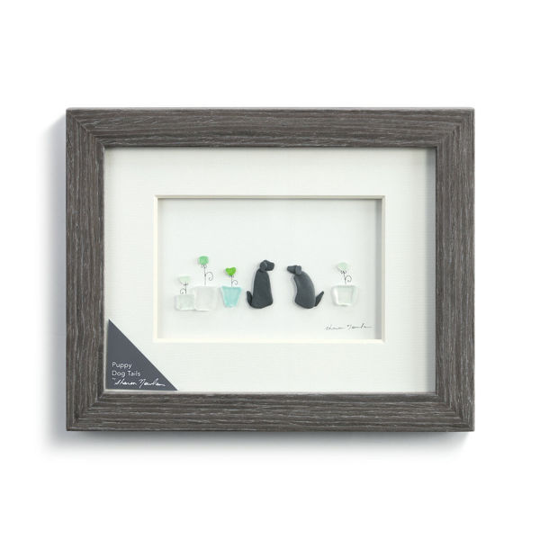 Picture of Puppy Dog Tails Wall Art